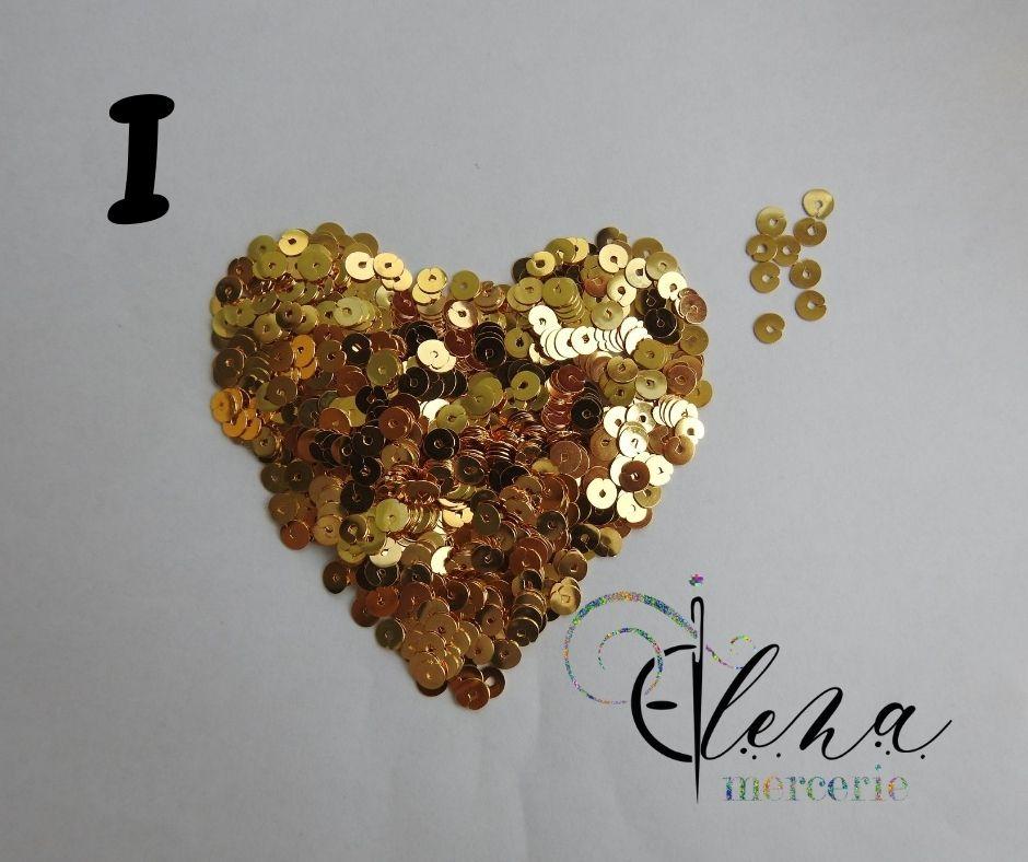 Paiete metalice suflate cu aur, origine Franța, produse de pasmanteria Carlhian. cca 5 mm diam., 9 lei/gram Comenzi la 0747858655